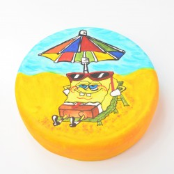 Tort Pan Gąbka